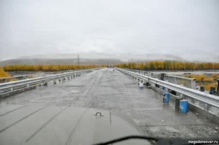 Тенькинская трасса р. Аян-Юрях