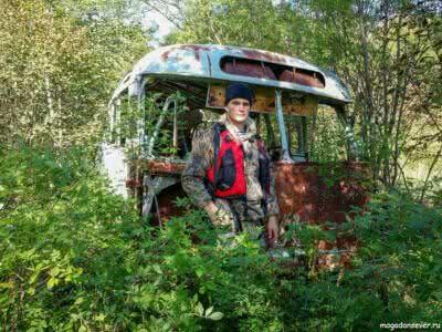 р. Армань автобус. Фото Сергея Я.