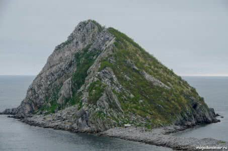 мыс Островной